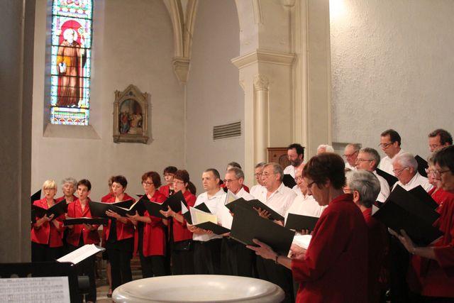 Le choeur de St Perdon