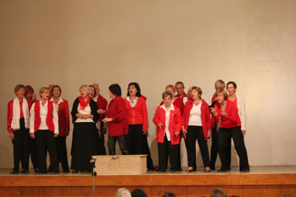 Concert Rétina Montarnaud Mars 2012