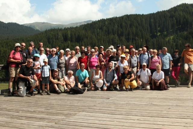 Les Garrigues dans Les Dolomites (Juillet 2013)